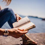 lezen vakantie water