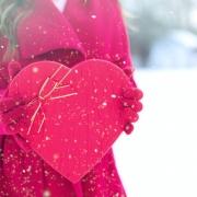 kerst kou kalverliefde